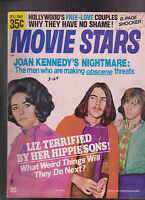 Movie Stars Magazine Joan Kennedy Liz Taylor May 1970