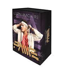 LEON MACHERE - F.A.M.E.(LIMITED FAN EDITION .)  2 CD NEU