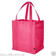 Supermercado Tote Bolso Shopping Reforzado Base Reutilizable No Tejido Shopper