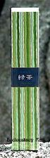 Kayuragi Green Tea Japanese Incense 40 Sticks By Nippon Kodo Brand New {:-)