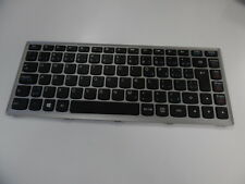 Lenovo IdeaPad U410 Laptop Genuine Keyboard 25203677 T3C1-EF French