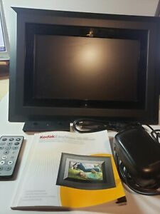 "Kodak EasyShare SV1011 DIGITAL PICTURE FRAME 10"" 800x480 pixels"