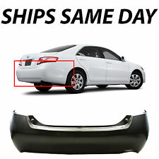 Primered - Rear Bumper Cover Replacement For 2007-2011 Toyota Camry Sedan 07-11
