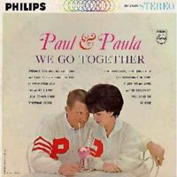 Paul & Paula - We Go Together Vinyl STEREO LP record NM/EX