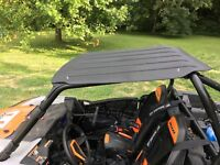NEW SPORT ROOF - RZR 1000 XP, TURBO & 15+ 900 Plastic Hard top Low Profile
