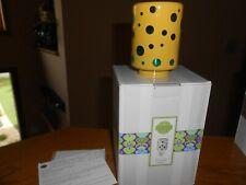 Scentsy Mini Warmer - Circus Pop Yellow - New in Box