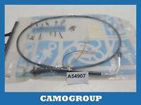 Cable Handbrake Parking Brake Cable Ricambiflex For LANCIA Y10 88 92 7702943
