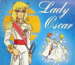 Lady Oscar serie completa in DVD
