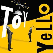 YELLO - TOY   2 VINYL LP NEW!