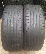 2 x 255/45 R19 100V Bridgestone Sommerreifen DOT 4515