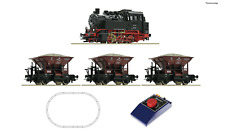 More details for roco ho gauge db br80 steam freight starter set iii rc51159