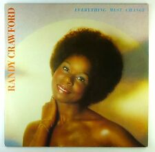 "12"" LP - Randy Crawford - Everything Must Change - E129 - cleaned"