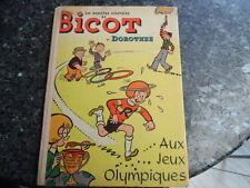 belle eo bicot et dorothée aux jeux olympiques