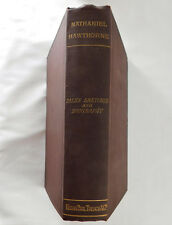 Nathaniel Hawthorne Tales Sketches Biography 1883 book Complete Works Vol XII 12