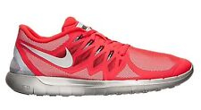 "New! Men Nike ""Free 5.0 Flash"" Yeezy Red 655206-606 Air Max Big Shoes  15"