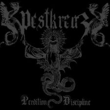 Pestkreuz-Hearse discipline CD, Black metal Canada monarque