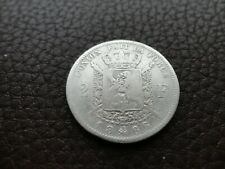 Belgie - 2 Franc 1866 - Zilver - Frans - Leopold II