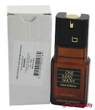 One Man Show Oud Unbox 3.4oz Edt Spray For Men By Jacques Bogart New&Unbox