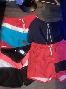 Mens Swimming Shorts Bundle XL And L