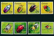 [CU198] Curacao 2013 Beatles Insects MNH