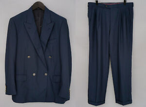 Men Pierre Cardin Blazer JacketSuit Pure Wool L IT52 US UK 42 QDA613