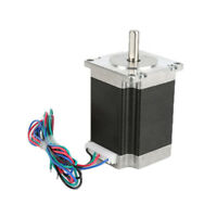 Stepper Motor Nema 23 1.8°4-wires 45/56/76mm 3A 270oz-in 1.8Nm Bipolar Motor PR1