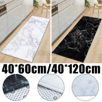 Flower Non-slip Floor Mats Washable Home Kitchen Bath Door Mat Area Rug