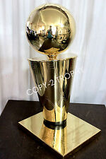 NBA Championship Trophy. Larry o'Brien Trophy, Full Size Any Year