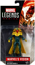 "MARVEL'S VISION ( 4"") RARE ( 2015 ) MARVEL UNIVERSE LEGENDS SERIES ACTION FIGURE"