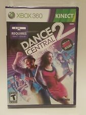 Dance Central 2 (Microsoft Xbox 360, 2011) Video Game NEW Free Shipping SEALED