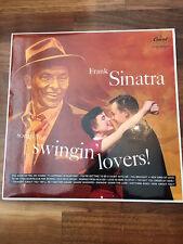 Frank Sinatra - Songs For Swingin' Lovers - VINYL - Very Good - 1997