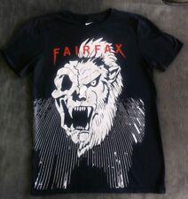 Nike 2016 Fairfax High School All Together Lion Shirt Black Size Small