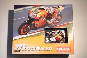 Kyosho MINI-Z Moto Racer Repsol Honda RC212V 2011 No.27 Readyset USED