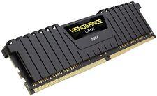Corsair 32GB Kit (2x16GB) DDR4 Vengeance LPX Black C16 2666MHz[CMK32GX4M2A266..