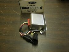 NOS OEM 1970 1971 Ford Torino Montego Cyclone Intermittent Wiper Control Box