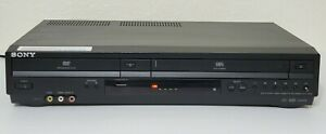 Sony SLV-D281P 4 Head Hi-Fi Stereo VHS DVD VCR Combo Player No Remote ~ TESTED
