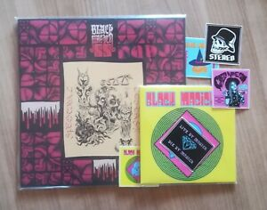 "BLACK MAGICK SS BUNDLE! Spectral Ecstasy LP & Owls Of Winter 7""Vinyl SOLD OUT !!"