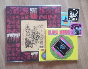 "BLACK MAGICK SS BUNDLE! Spectral Ecstasy LP & Owls Of Winter 7""Vinyl SOLD OUT !!"