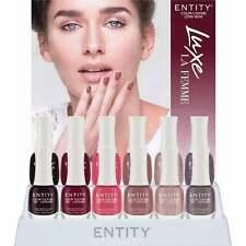 Entity Luxe La Femme Nail & Gel Polish Collection - 12 x 15ml (5101844)