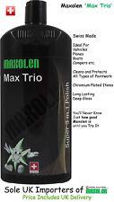 Maxolen Max Trio, Super 3 All in One Polish 1000ml. Cleanse, Wax, Seal