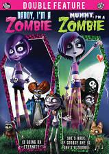 Paquete de Zombis Para Nińos: Mama, Soy Una Zombi/Papá, Soy Una Zombi (DVD,...