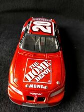 2002 Tony Stewart #20 Home Depot / 2002 Winston Cup Championship Grand Prix 1:24
