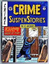 EC Archives: CRIME SuspenStories, Vol. 2, Dark Horse Ed.