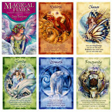 NEW Oracle Cards Magical Times Oracle Deck KIT with Altar Cloth and Brass Bells