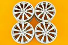 Infiniti Q50 2014-2020 G37 G35 Silver 17 Set Of 4 Oem Wheels Rims 73763 101