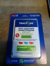 TracFone Bring Your Own Phone Sim Activation Kit Byop, Keep Your Own Smartphone