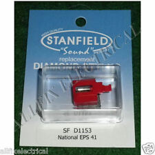 National EPS41 Compatible Turntable Stylus - Part # D1153SR