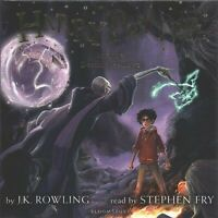 Harry Potter and the Deathly Hallows, CD/Spoken Word by Rowling, J. K.; Fry, ...