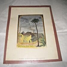 Pere Antoine's Date Palm C SpiegleJr New Orleans Cotton Centennial Guidebook1885