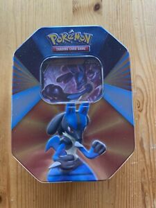 Pokemon Frühlings Tin Box - Lucario V - Deutsch Neu OVP